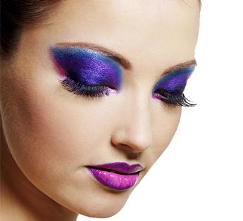 Brochas de maquillaje profesionales para ojos