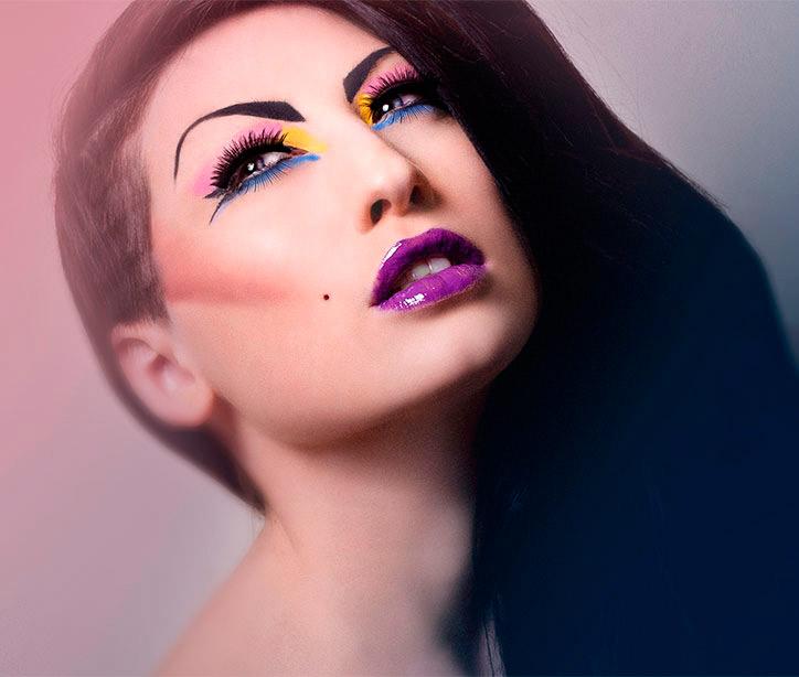 Brochas de maquillaje profesionales para rostro